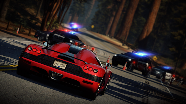 Need for Speed: Hot Pursuit se adapta a PS5