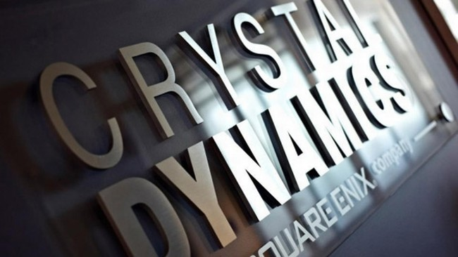 Crystal Dynamics cumple 25 años