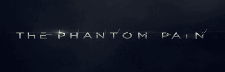 The Phantom Pain se anuncia por todo lo grande
