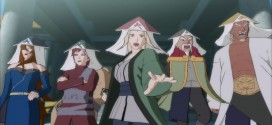 Secuencias anime originales en Naruto Shippuden: Ultimate Ninja Storm Revolution