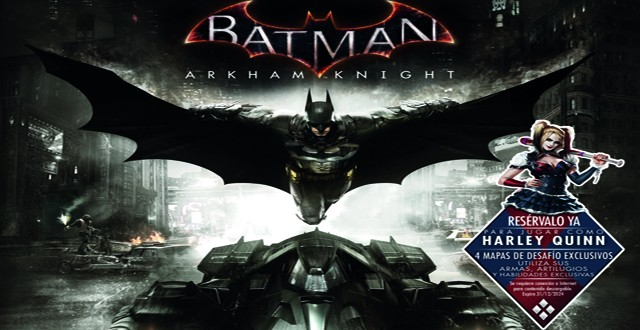 Anunciado Batman: Arkham Knight