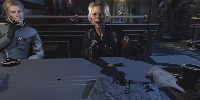 30 minutos de gameplay de Wolfenstein: The New order