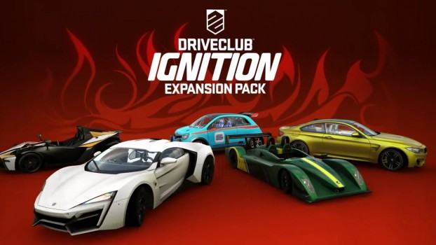 driveclub ignition