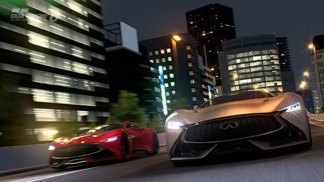 Gran Turismo 6  Infinity