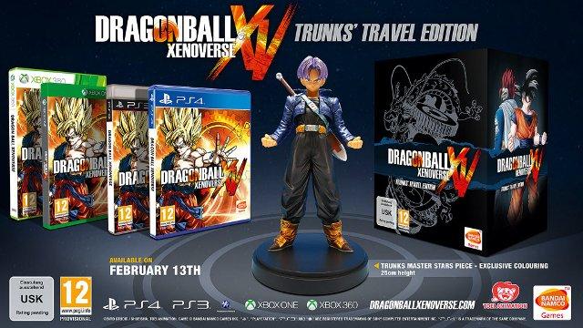 Dragon Ball Xenoverse edición coleccionista