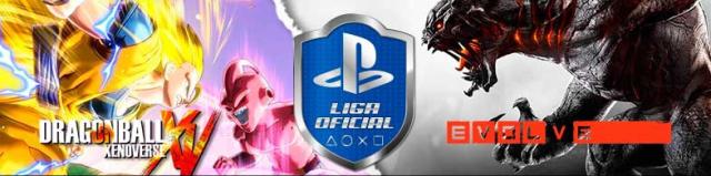 Liga Oficial PlayStation - EVOLVE -Dragon Ball XV