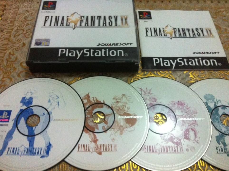 FF9-CDs