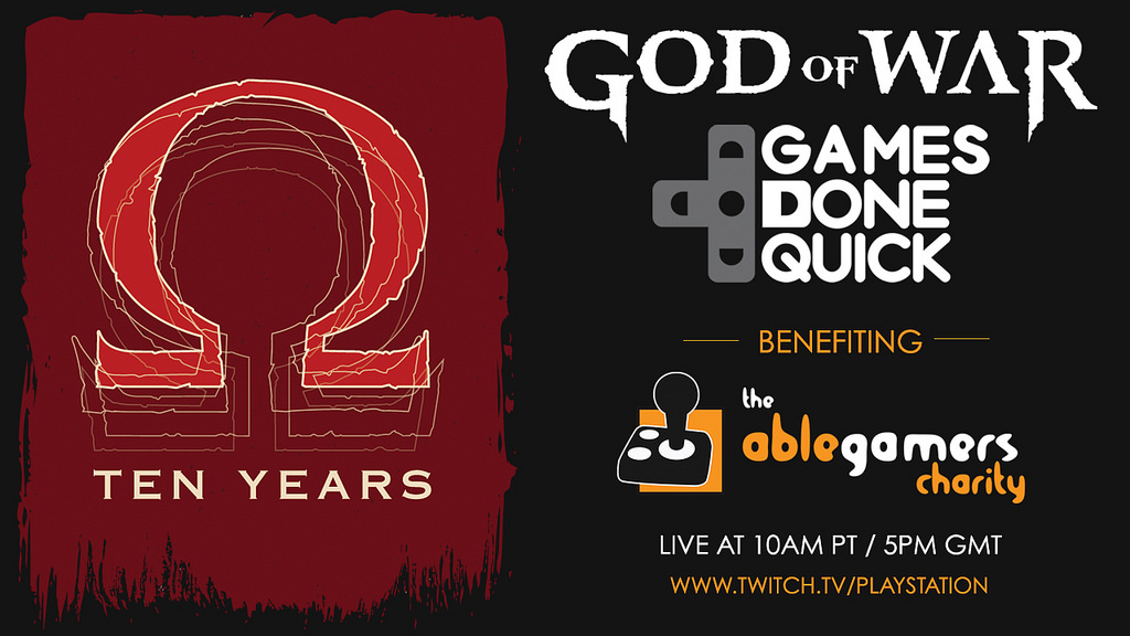 God of War_Games Done Quick