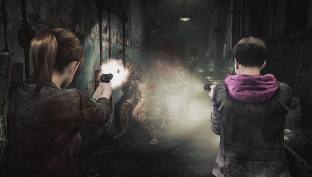 Moira cegará a los enemigos con su linterna y Claire podrá aprovechar para un disparo más franco