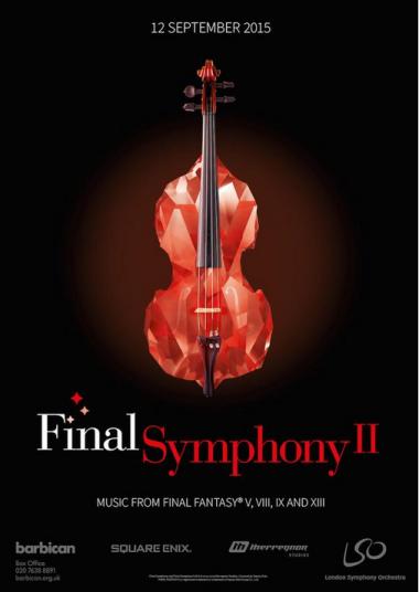 Ultima Simfonía II_ Final Fantasy