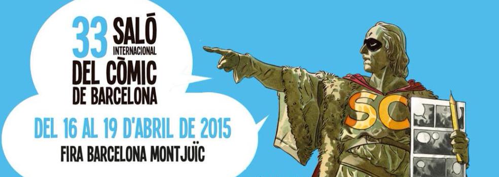 Salón del Comic Barcelona_2015