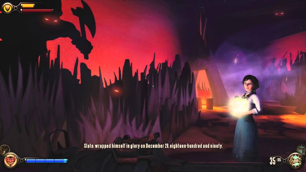 Bioshock-Infinite_entornos-batalla wounde knee