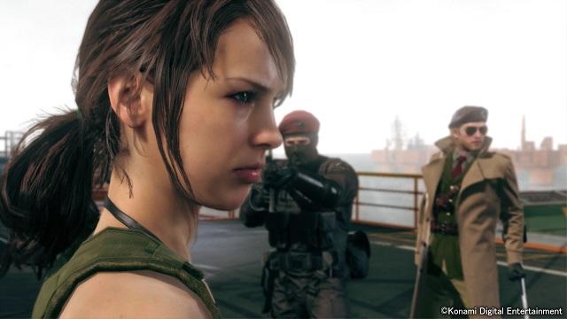Metal Gear Solid V Quiet