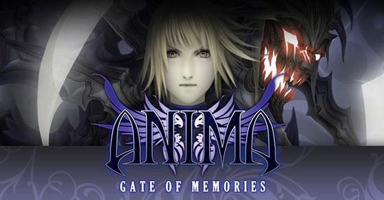 Anima Gate of Memories portada