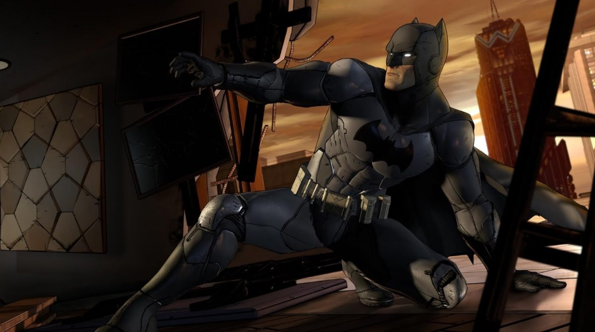 batman: the telltale series episodio 2 hijos de arkham 002