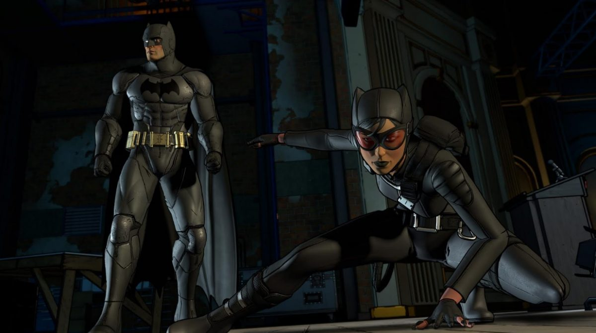 batman: the telltale series episodio 2 hijos de arkham 005