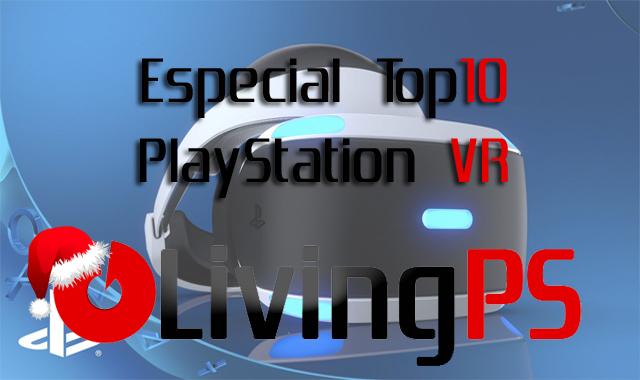 Especial Nuestros 10 Mejores Juegos Para Playstation Vr