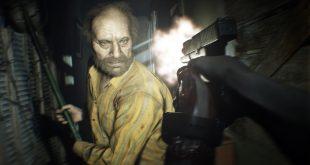Resident Evil 7 Papa Baker