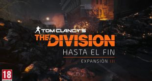 Tom Clancy The Division Last Stand Expansion III