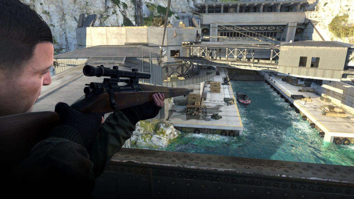 Sniper Elite 4 target fürher 2