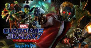 Guardianes de la galaxia telltale games Artwork_logo_GotG-101-1920x1080-with-logo