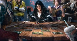 gwent the witcher card game ps4
