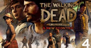 The Walking Dead a New Frontier Telltale Ep 4 Thicker Than Water