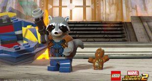 LEGO Marvel Super Heroes 2 publica su tráiler de presentación (en castellano)