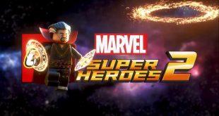Lego Marvel Super Heroes 2 teaser