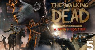 The Walking Dead A new Frontier telltale series seasson 3 ep 5