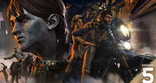 The Walking Dead A new Frontier telltale series seasson 3 ep 5 no logo