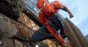 Spiderman Insomniac Games e3 2017