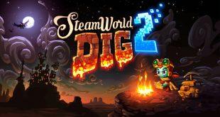 Trailer de lanzamiento de SteamWorld Dig 2
