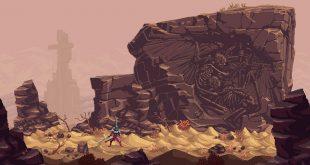 Blasphemous llegará el 10 de septiembre a PS4