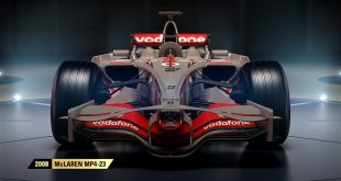 Cuatro clásicos de McLaren anunciados para F1 2017