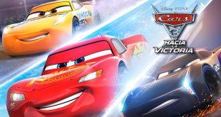 Análisis CARS 3: Hacia la victoria – La vuelta triunfal de Rayo McQueen