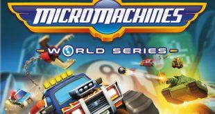 Análisis: Micro Machines World Series – Las carreras más grandes son en miniatura