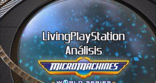 Videoanálisis Micro Machines World Series – Las carreras más grandes son en miniatura
