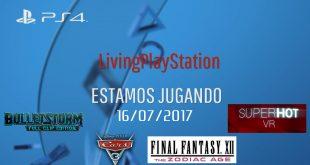 Miniatura youtube Estamos Jugando LivingPS 16 07 2017