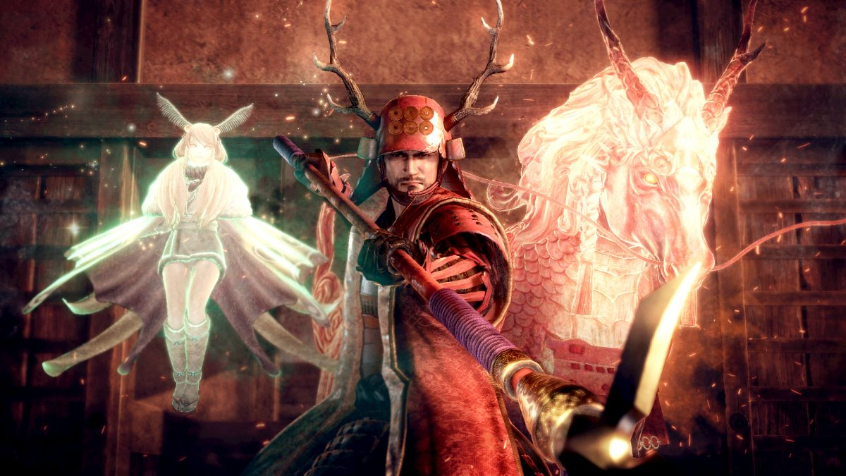Nioh honor Sublevado 012
