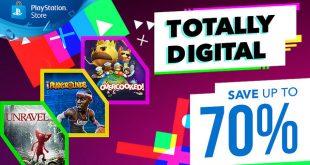La promoción Totalmente Digital añade nuevos juegos a su lista de ofertas