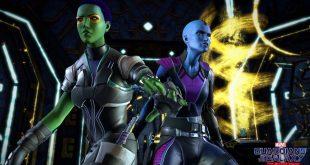 marvel guardianes de la galaxia telltale ep 3 more than a feeling más que un sentimiento