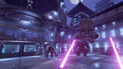 Reborn: A Samurai Awakens