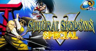 Samurai Shodown V Special confirma su llegada a PlayStation 4 y PlayStation Vita