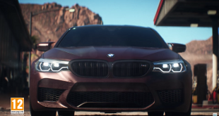 El BMW M5 debuta en las calles de Fortune Valley en Need For Speed Payback