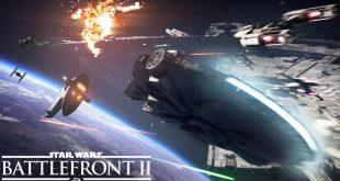 Star Wars Battlefront II nos muestra el modo Asalto de Cazas Estelares