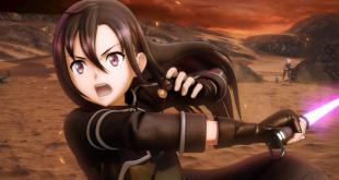 [TGS2017] Desvelado el primer gameplay de Sword Art Online: Fatal Bullet