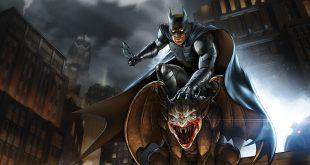 batman telltale series seasson 2 enemy within keyart