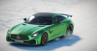 Los Mercedes-Benz Driving Events se podrán jugar por primera vez en Project CARS 2