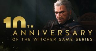 The Witcher 3 10 aniversario saga cd projekt red